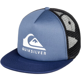 Quiksilver Foamslay Berretto Uomo, bijou blue